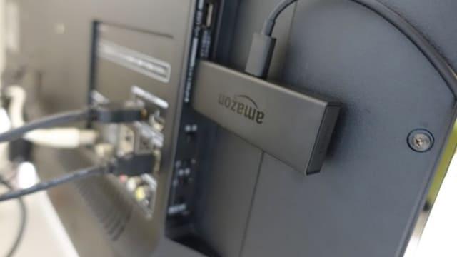 Fire TV Stick 4K TV