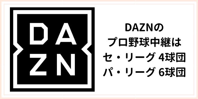 ダゾーンの球団数