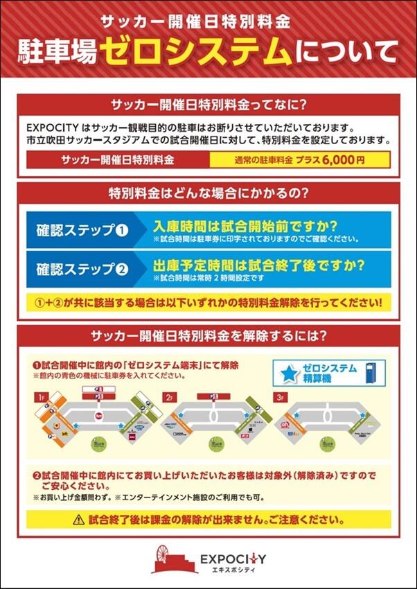 エキスポシティ 6,000円ゼロシステム
