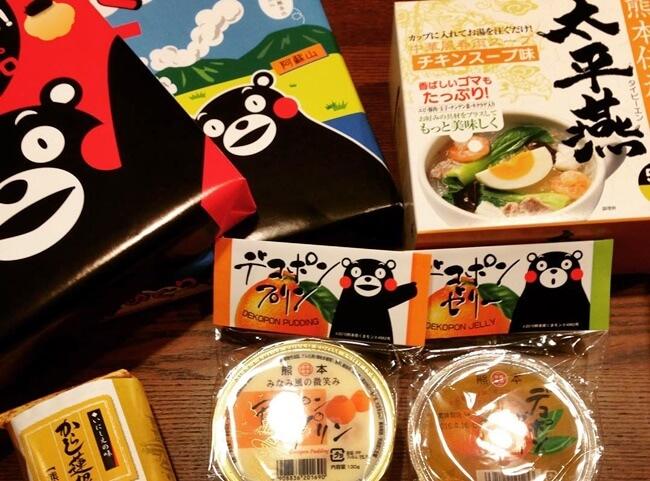 熊本のお土産でおすすめは?熊本に行ったら買いたいベスト5!