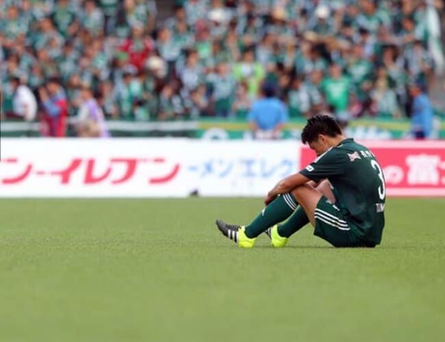 田中隼磨が再び立ち上がる