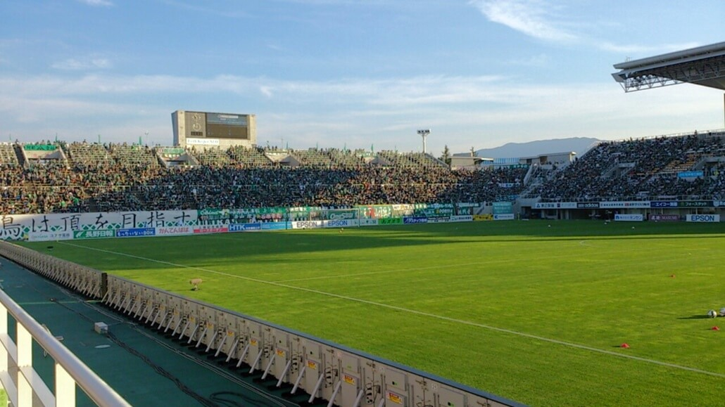 松本山雅の2016・J2全試合結果まとめ