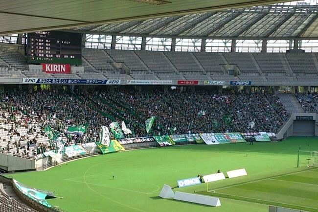 J2第11節東京V×松本山雅_山雅サポ
