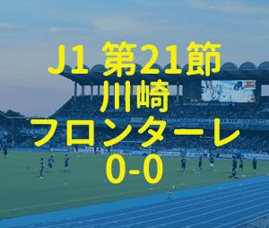松本山雅 川崎フロンターレ 2019