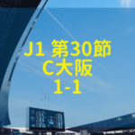 松本山雅 セレッソ大阪 2019